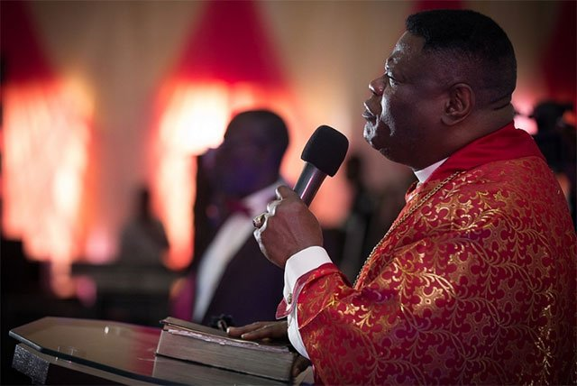 [Dr Mike Okonkwo] Confront Your Confrontations