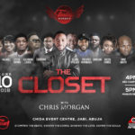 Event: The Closet With Chris Morgan | 10th June 2018​​