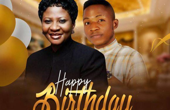 Music: Charles Anthony – Happy Birthday Pastor Sarah Omakwu (prod. by E'keyz) | @charlesonmic