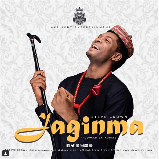 Music: Steve Crown – Jaginma   @steve_crown_official