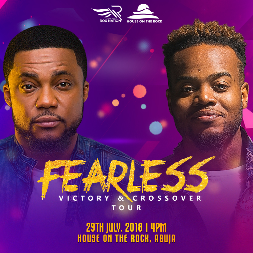 "Abuja!!! Get Ready As Fearless Worship  2018 Featuring American Gospel Artiste, Travis Greene  Hits Your Domain, Tagged ""Fearless Victory"" 