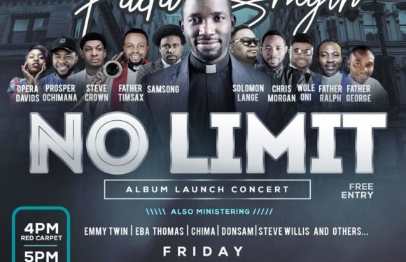 "Event: Fada Sheyin Set To Launch New Album ""No Limit"" With Concert! 