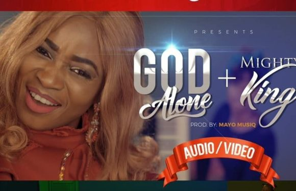 Music Video: Charmain – God Alone | @Charmain2dl