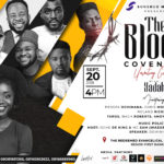 EVENT: The Blood Covenant (EP) Unveiling Concert with Yadah | 20th Sept | @yadahsings