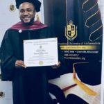 Tim Godfrey Bags A Doctorate Degree From U.S University [See Photos]