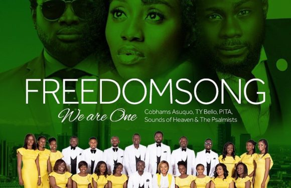 Music: Sounds of Heaven & The Psalmists Ft. Cobhams Asuquo, TY Bello & Pita – We Are One