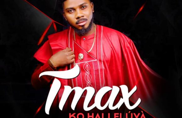 Audio + Video: Tmax – Ko Halleluyah  |@Tmaxsinger