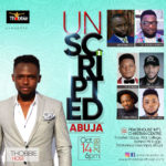 "Thobbie Set to Light Up Lagos & Abuja This Oct with ""Unscripted"" Concert 