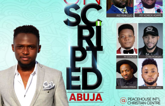 """Thobbie Set to Light Up Lagos & Abuja This Oct with """"Unscripted"""" Concert 