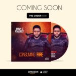 "Jimmy D Psalmist New Album ""Consuming Fire"" Coming Soon ( @Jimmydpsalmist"