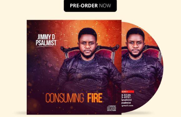 "Jimmy D Psalmist New Album ""Consuming Fire"" Coming Soon ( @Jimmydpsalmist"
