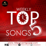 weekly Top 5 Songs: First Week of January, 2019