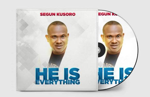 Segun Kusoro Release Debut Album Titled HE IS EVERYTHING