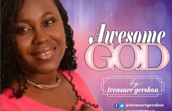 """Music: Treasure Gershon Releases Two Singles """"Awesome God"""" + """"You Are The Reason For Life"""""""