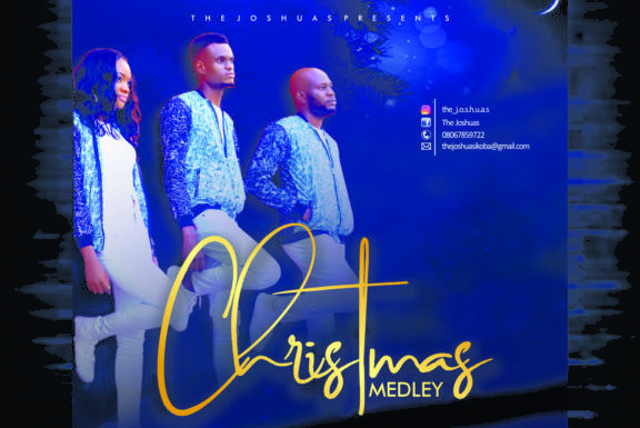 Music: The Joshua's – Christmas Medley (Acapella)