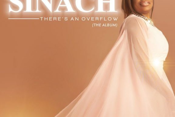 Album: Sinach – There's An Overflow