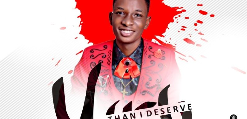 Download Music: Victory Vocal – Much Than I Deserve