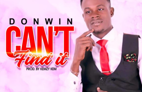 Download Music: Donwin – Can't Find It
