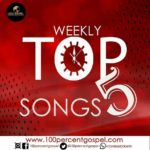 Weekly Top 5 Songs: Second Week of January, 2019