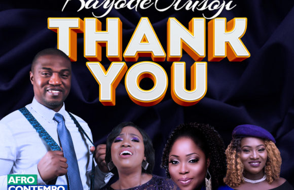 Download Music Video: Kayode Olusoji Ft. Moji Olusoji, Dieko & IBK – Thank You