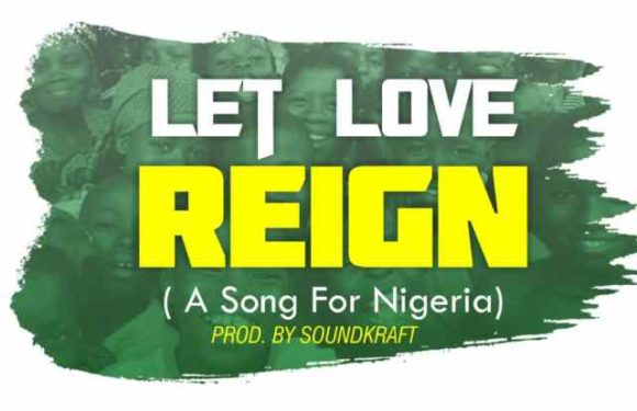 Download Music: The Joshua's – Let Love Reign