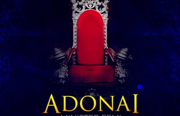 Download Music: Minister Femi – Adonai   @femirockalade