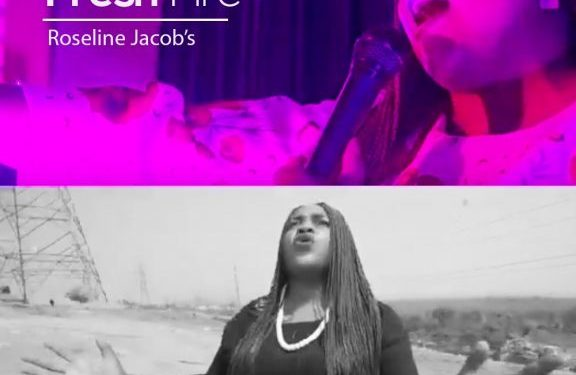 Download Music Video: Roseline Jacob's – Fresh Fire