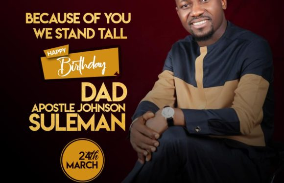 Download Music: Omega Stars World Wide – Happy Birthday Apst. Suleman