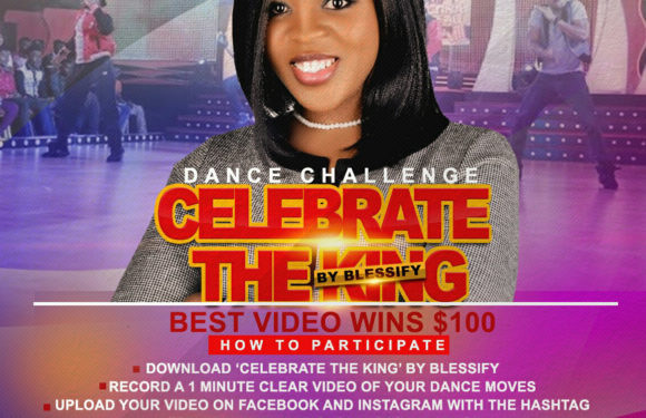 """Celebrate The King"" Dance Challenge By Blessify"