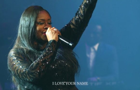 Download Music Video: Sinach – See What The Lord (Live)