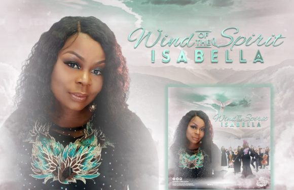 Download Music: Isabella – Wind of The Spirit | @isabellamelodie