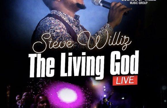 Download Music: Steve Williz – The Living God (Live)