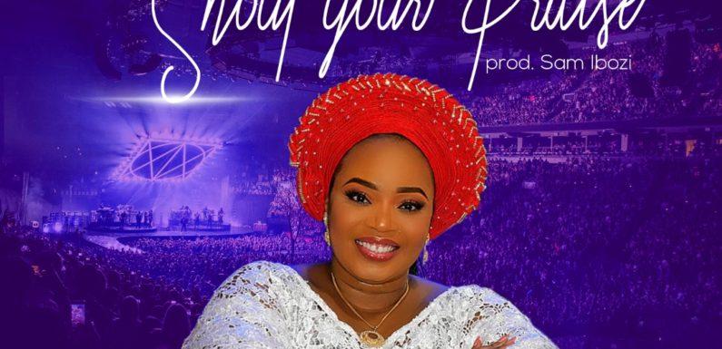 Download Music: Pastor Ifeoma Eze – Shout Your Praise | @pstifeomaeze