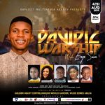 Event: Make plans to attend Davidic Worship 2019 hosted by Enyo Sam |@iamenyosam