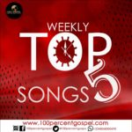 Weekly Top 5 Songs: 3rd Week of September, 2019