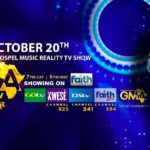 "Event: Gospel Music Africa Reality TV Show"" kicks off 20th OCT. – Airing on DSTV"