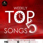 Weekly Top 5 Songs: 4th Week of January, 2020
